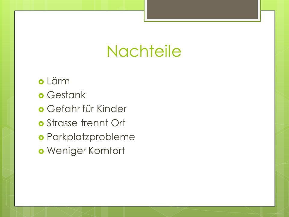 Handbuch sanfte Mobilität Autor : Hochschule Luzern Herausgabe : 10.