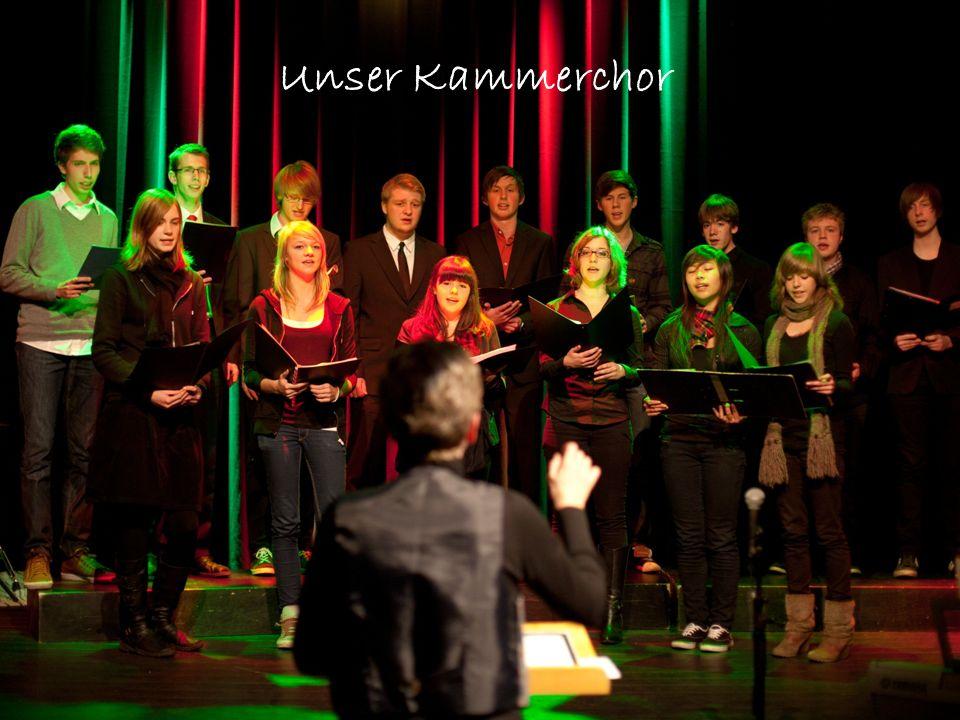 Unser Kammerchor