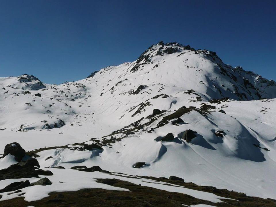 Laurebina Pass 4610m