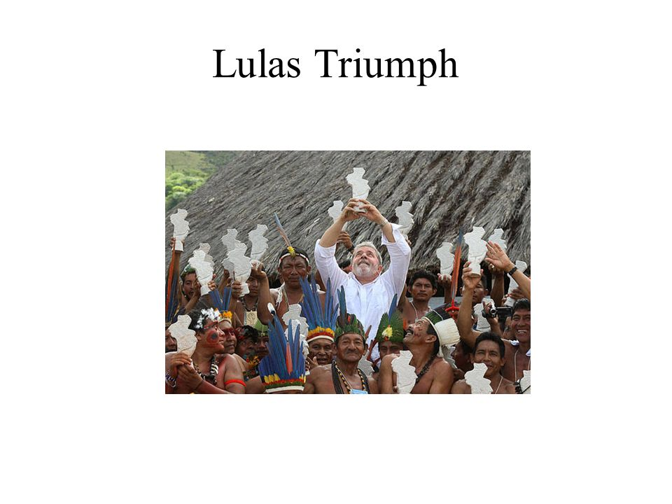 Lulas Triumph