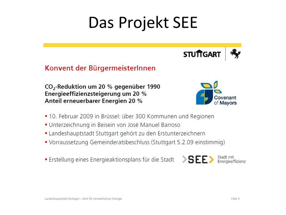 Das Projekt SEE
