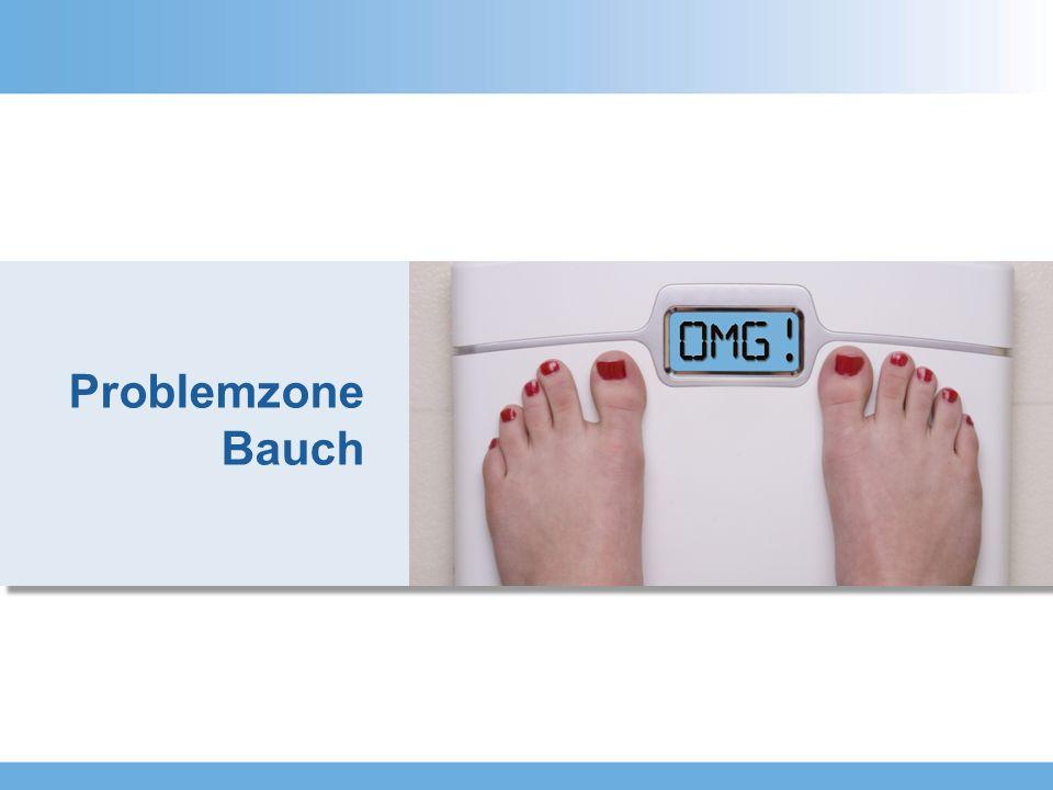 Problemzone Bauch Im menschlichen Stoffwechsel hat Cortisol Effekte auf den Blutzuckerhaushalt, den Proteinabbau und den Fettstoffwechsel.