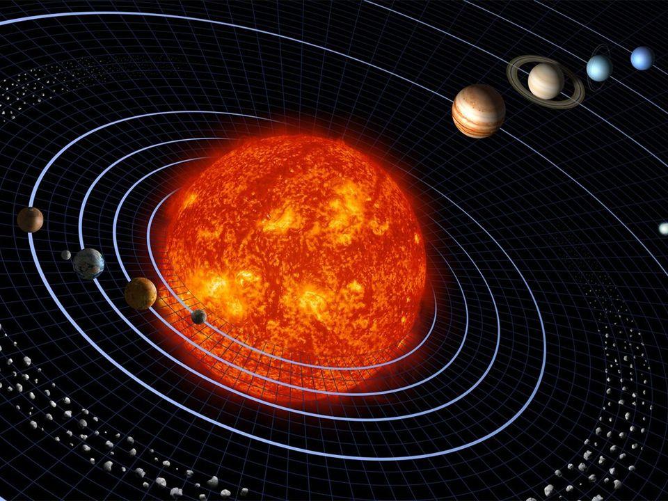 auch in unser Sonnensystem Die Zentralsonne unserer Galaxis verteilt das Licht / die Energie an ihre 300 Mrd. Sonnensysteme