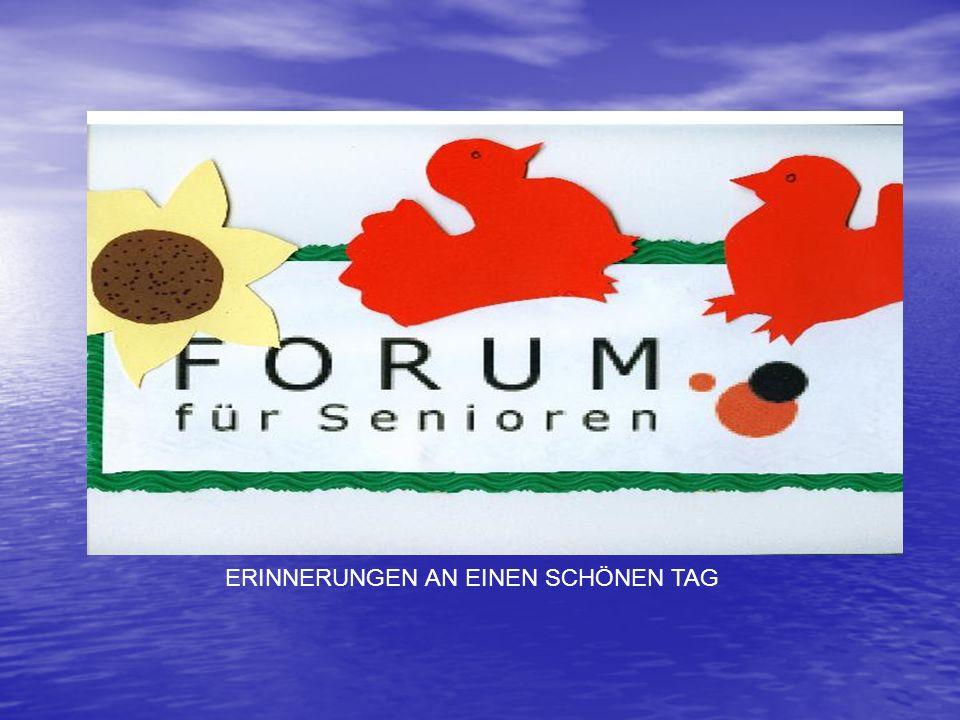 Am 03.04.2004 14 UHR trafen wir uns in Mainz… 18 Chatter und Chatterinnen Um uns persönlich kennen zu lernen