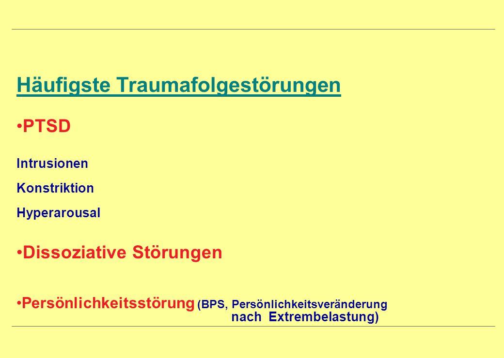 Komplexe posttraumatische Belastungsstörung (J.Herman 1992) 1.