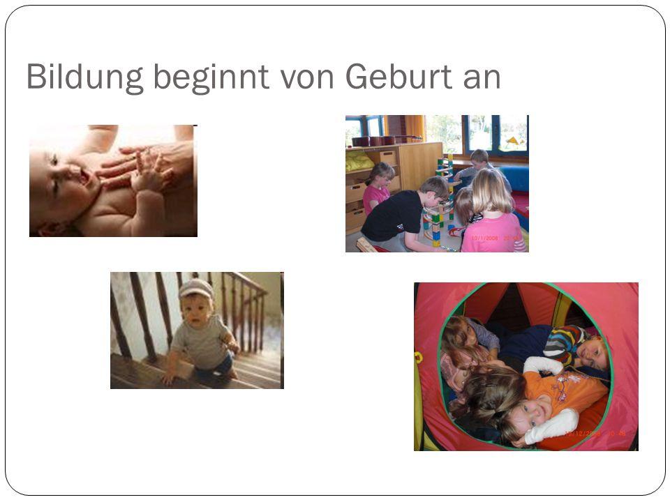 Kognitive Entwicklung und Sozialverhalten Für die kognitive Entwicklung und das Sozialverhalten ist das anregende und fürsorgliche familiäre Umfeld bedeutsam.