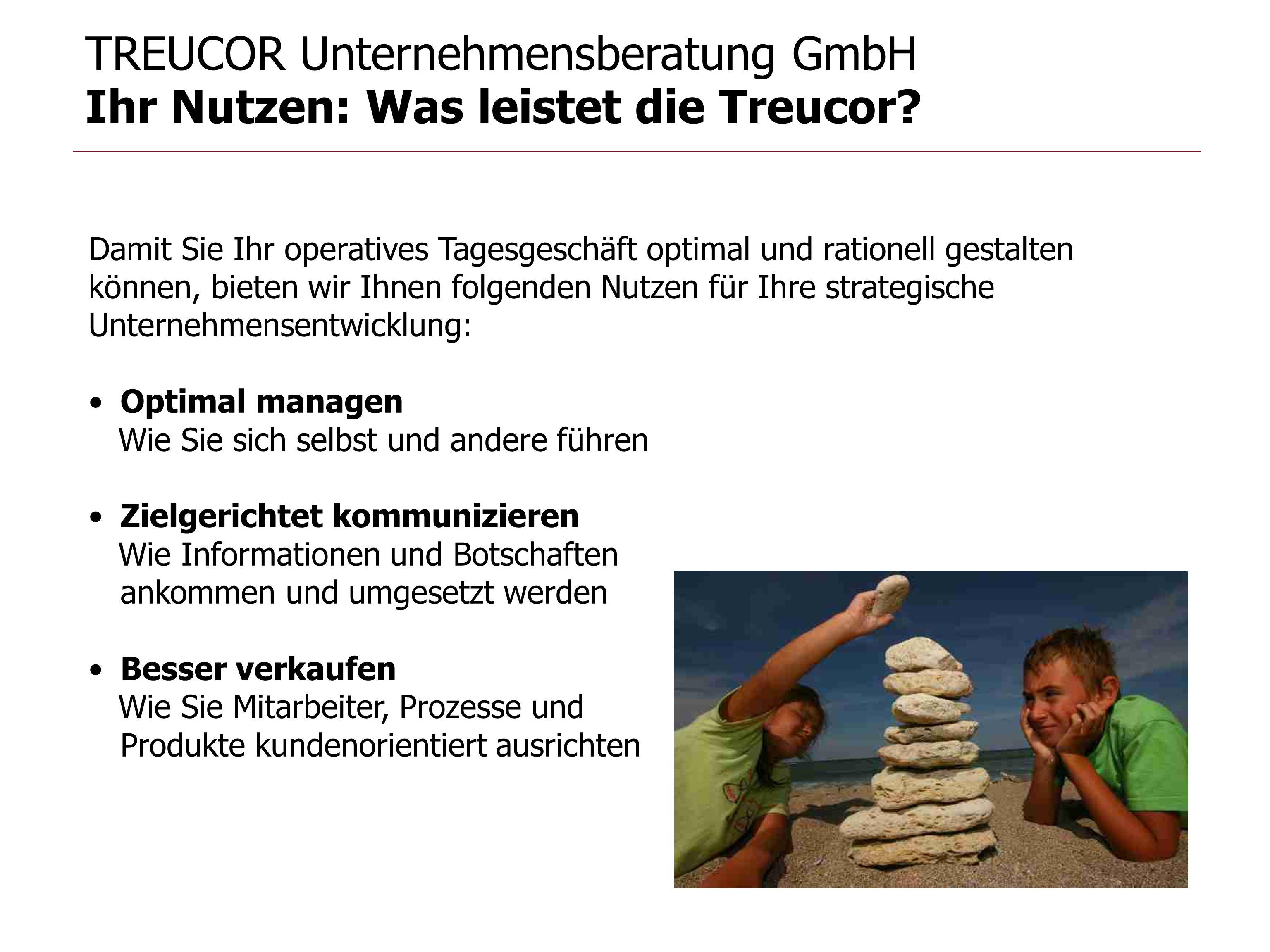 TREUCOR Unternehmensberatung GmbH Öffentliche Fördermittel für die Beratung Reduzieren Sie die Beratungskosten durch öffentliche Fördermittel.