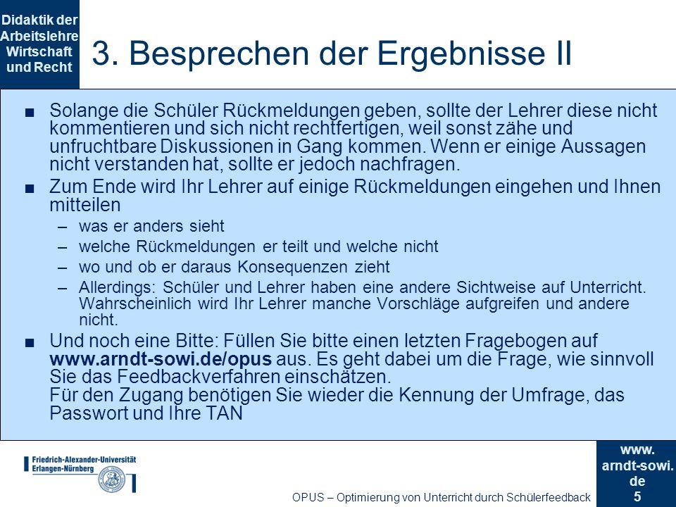 5 Didaktik der Arbeitslehre Wirtschaft und Recht www.