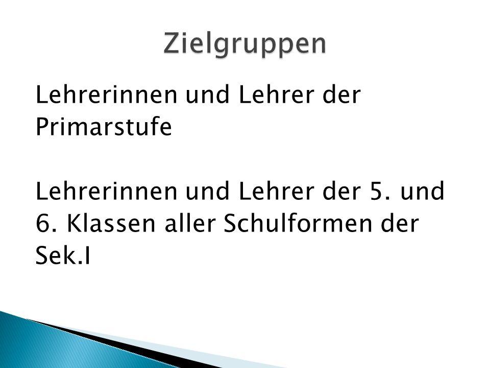 Lehrerinnen und Lehrer der Primarstufe Lehrerinnen und Lehrer der 5.