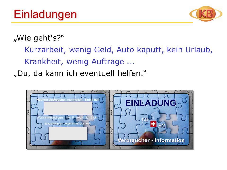 Einladungen Einladungen Grüß dich, Gerd.Hast du schon Gold.