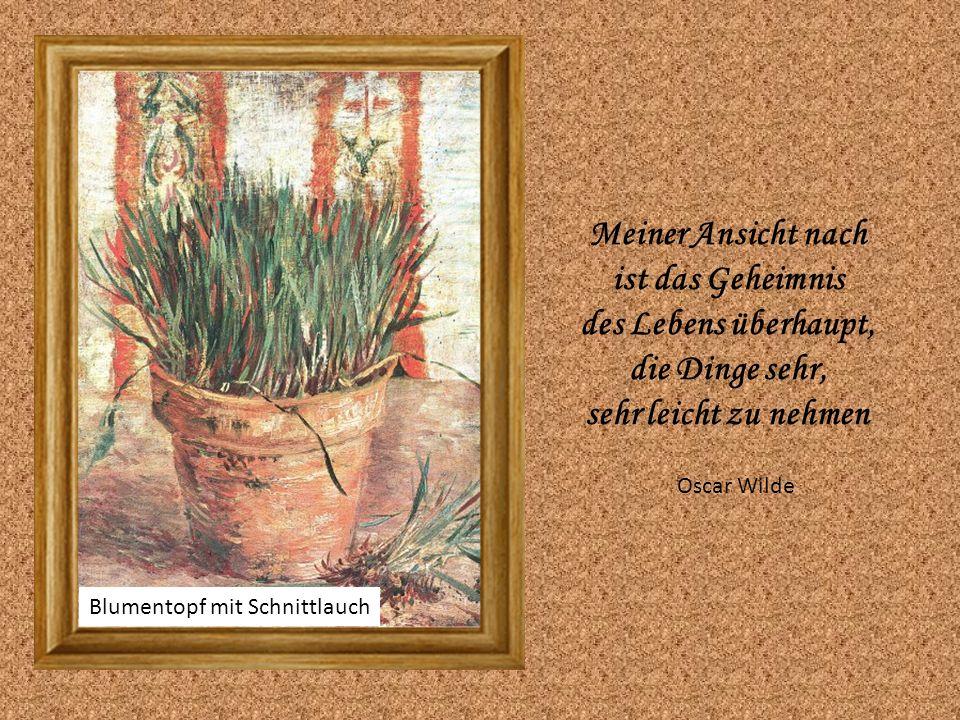 Blühende Kastanienbäume Jeder schließt von sich auf andere und berücksichtigt nicht, dass es auch anständige Menschen gibt. Heinrich Zille