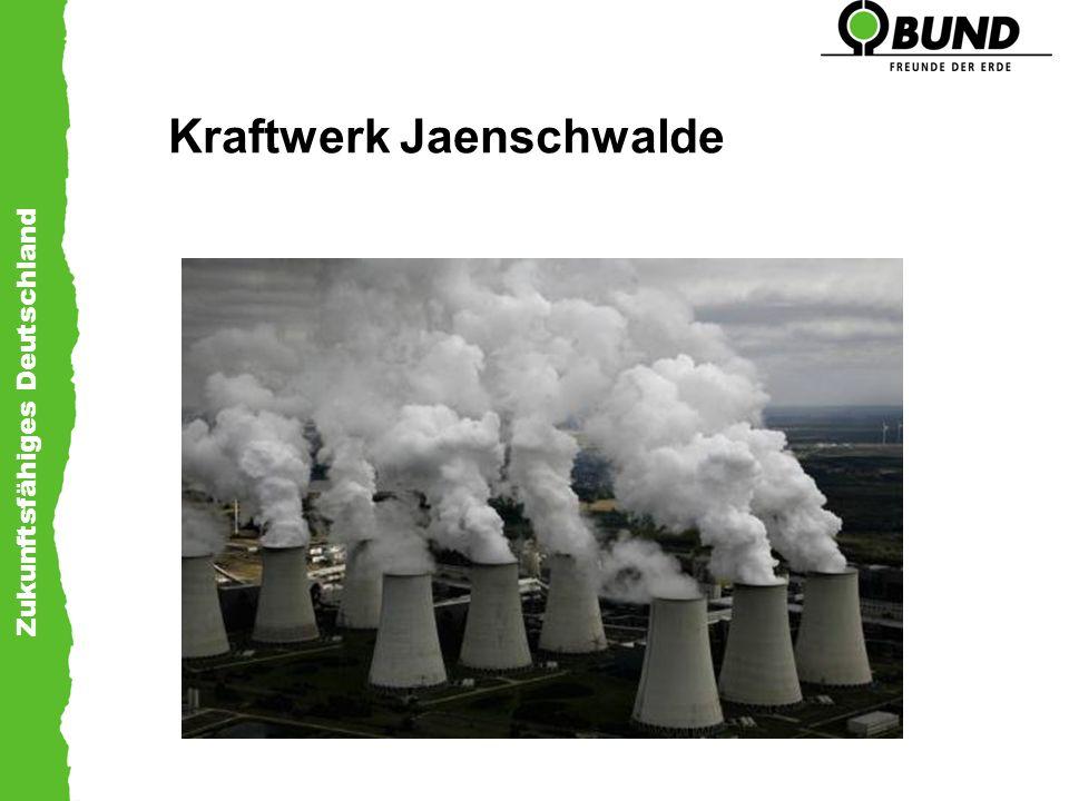 Zukunftsfähiges Deutschland Kraftwerk Jaenschwalde