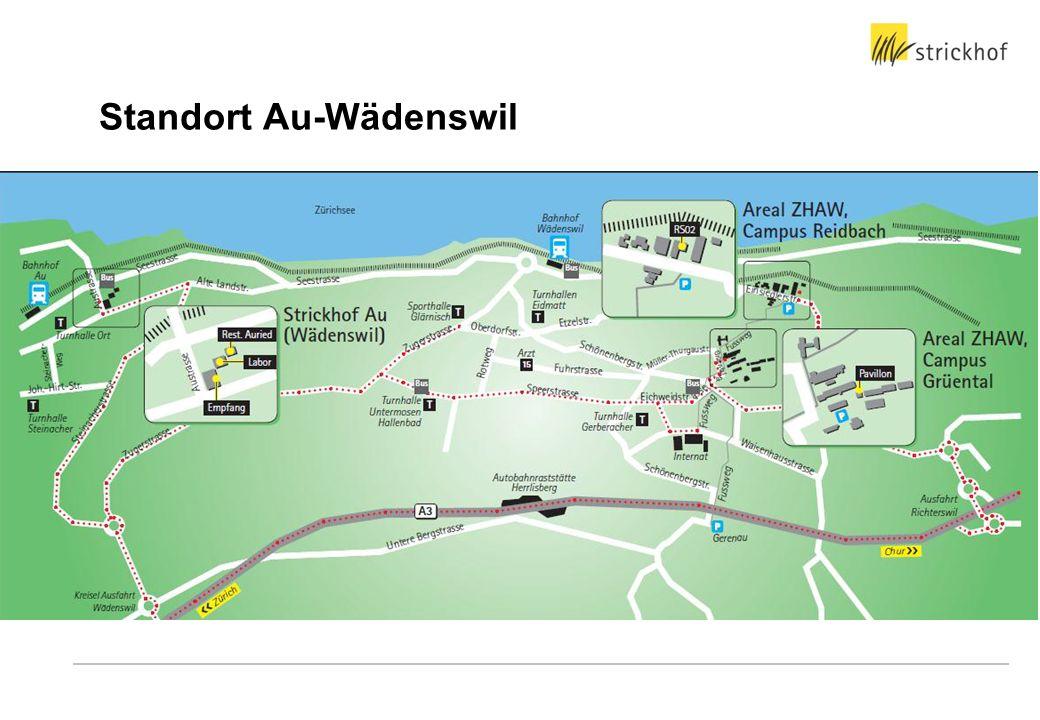 Standort Au-Wädenswil