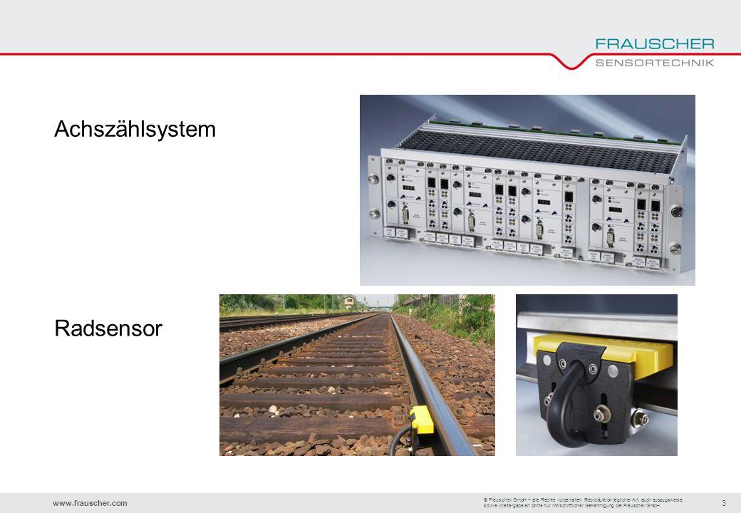 www.frauscher.com3 © Frauscher GmbH – alle Rechte vorbehalten.