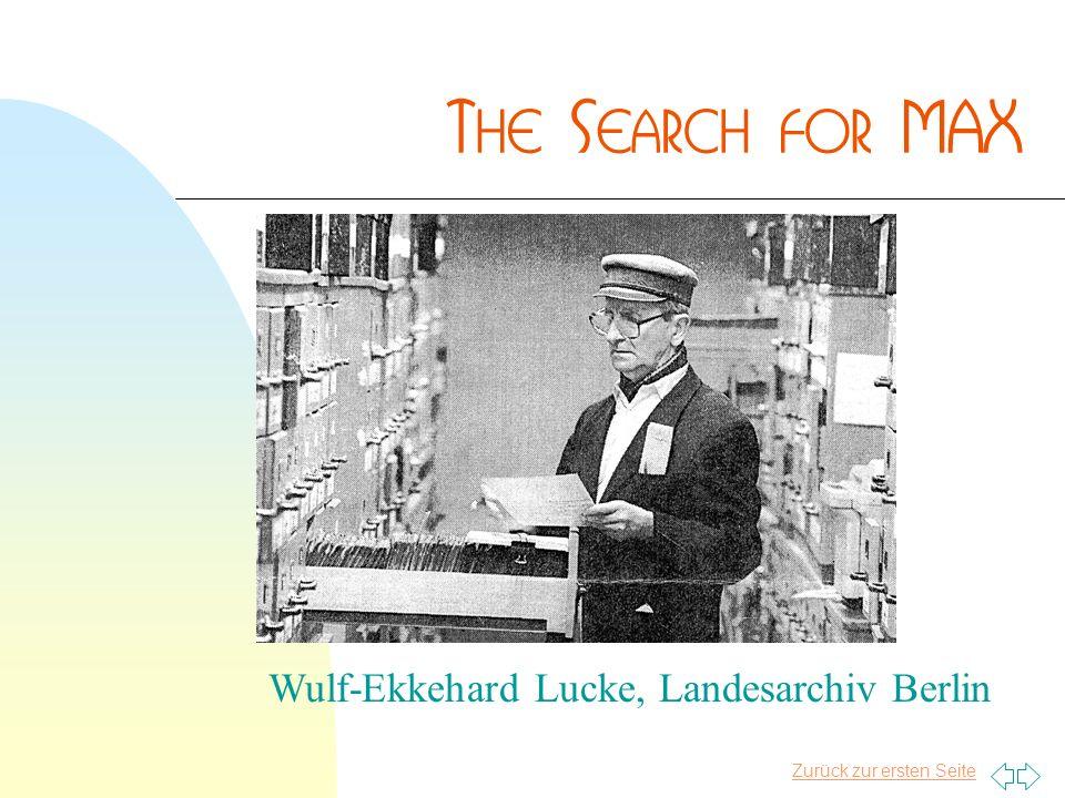 Zurück zur ersten Seite Wulf-Ekkehard Lucke, Landesarchiv Berlin
