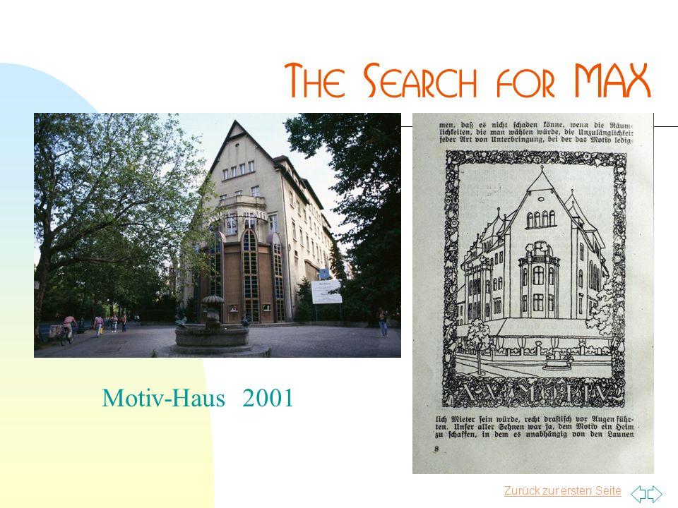 Motiv-Haus 2001