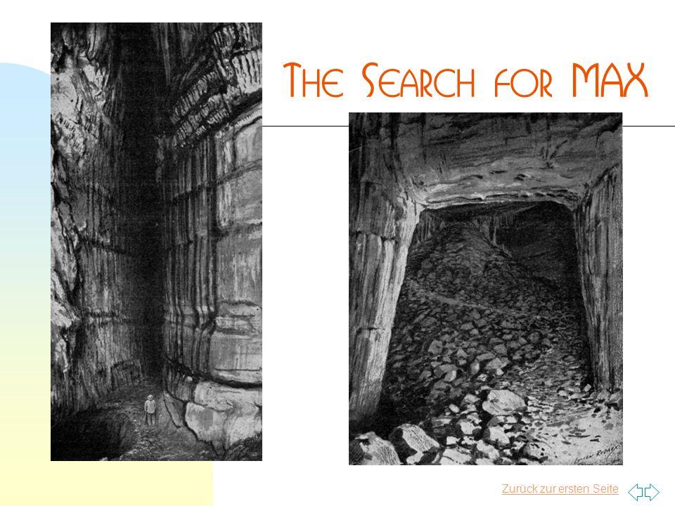 Zurück zur ersten Seite Gerta´s grotto