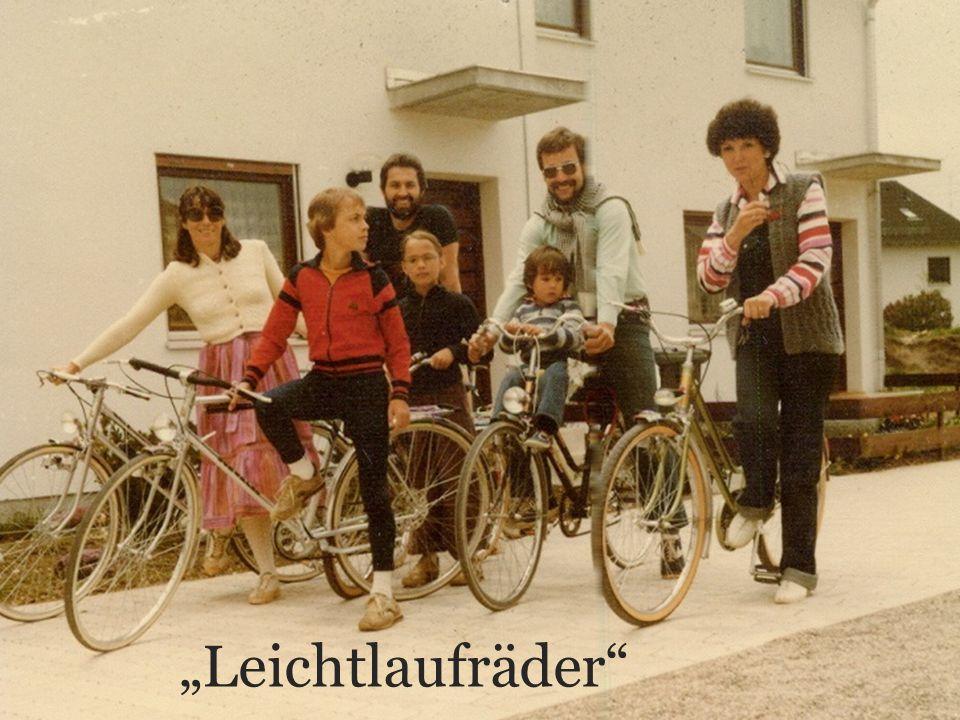 Leichtlaufräder