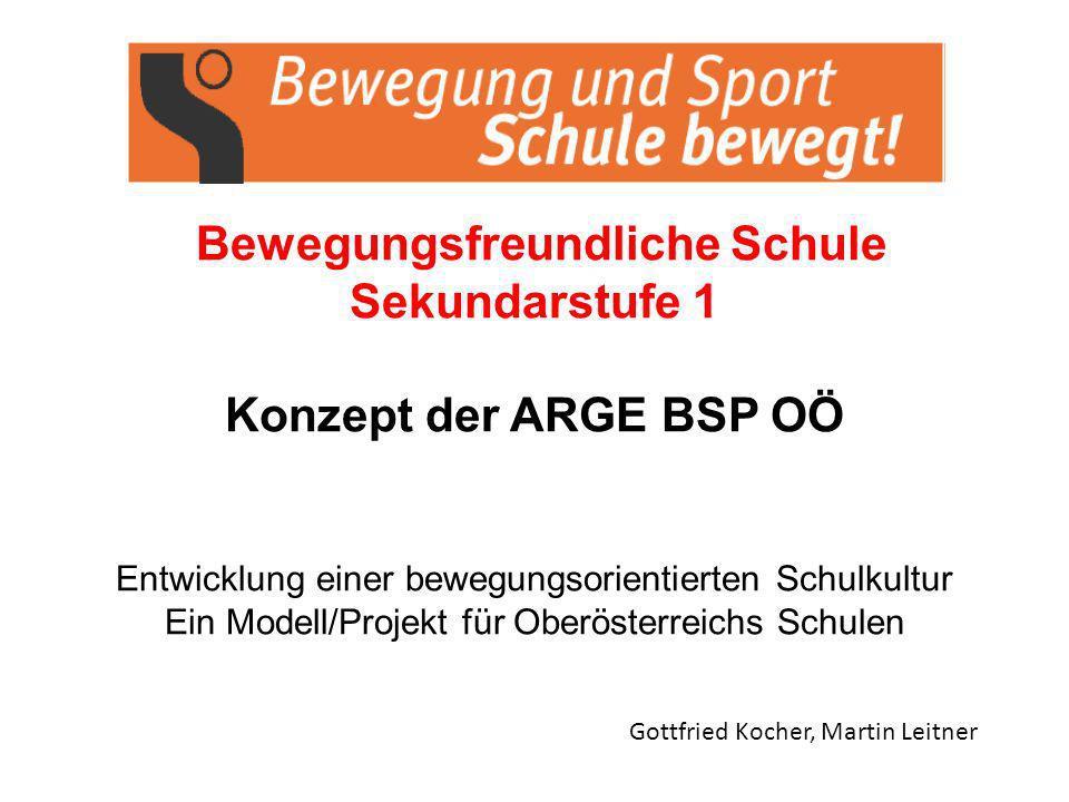 © ARGE Bewegte Schule ARGE Bewegte Schule Oppolzer, 2004 So speichern wir Wissen