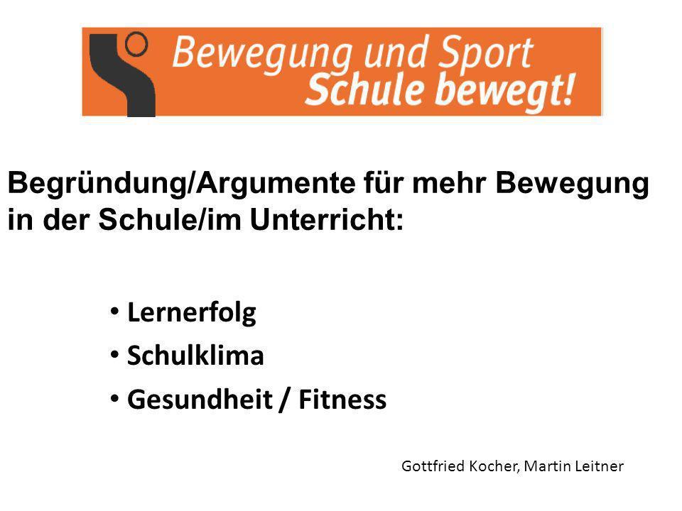 Gottfried Kocher, Martin Leitner