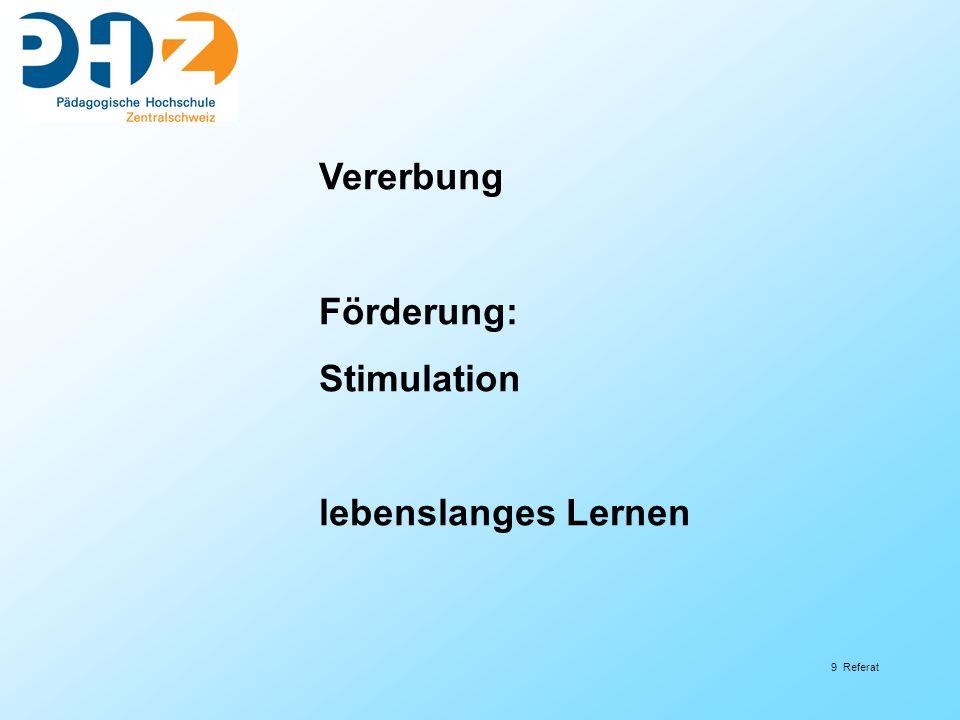 60 Referat Stephan Frings, Universität Heidelberg Ranvier Schnürringe