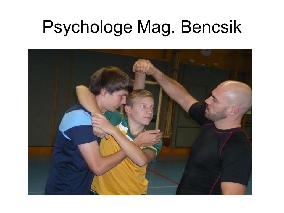 Psychologe Mag. Bencsik