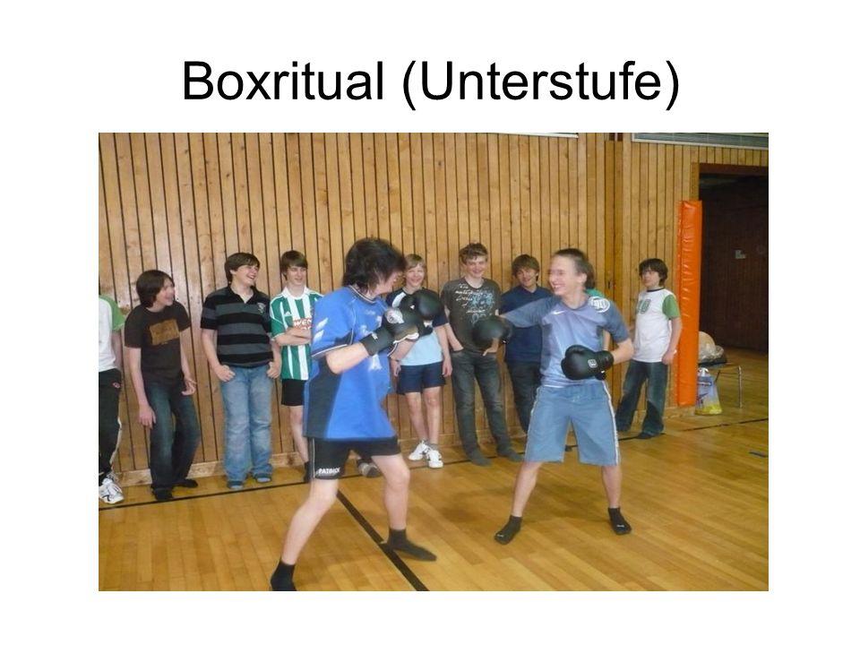 Boxritual (Unterstufe)