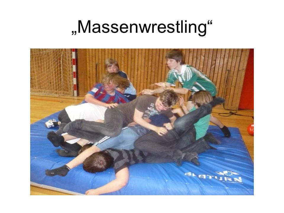Massenwrestling