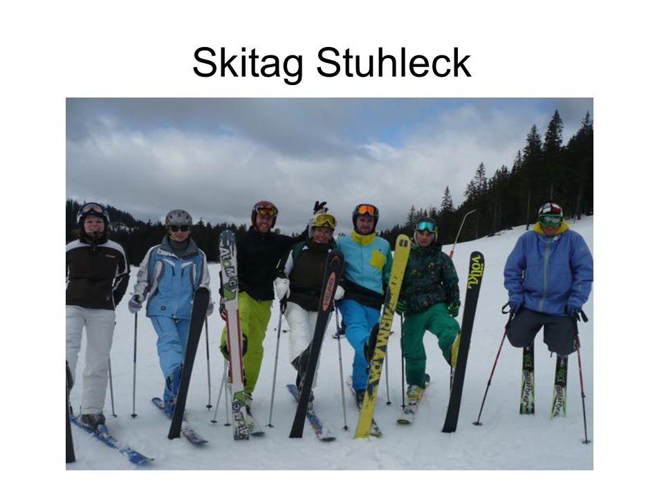 Skitag Stuhleck