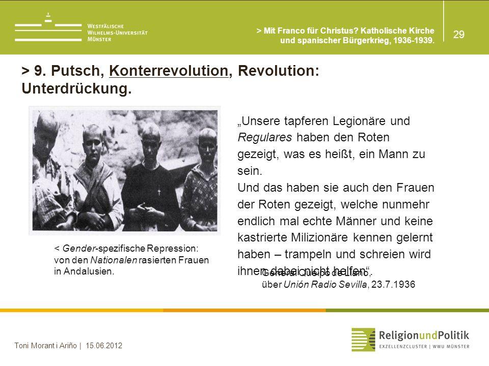 29 Toni Morant i Ariño | 15.06.2012 > 9.Putsch, Konterrevolution, Revolution: Unterdrückung.