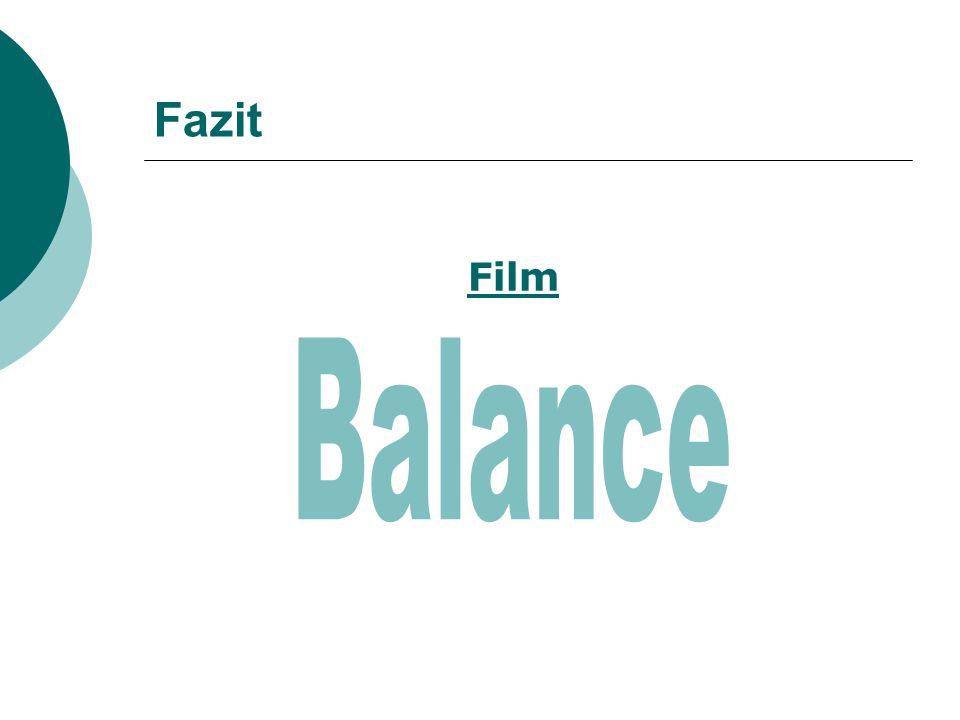 Fazit Film