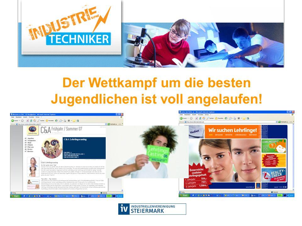 –Sattler AG –SFL Metallbau GmbH –Stahl Judenburg GmbH –STS Siemens Transportation Systems GmbH & Co KG –VA TECH Hydro GmbH & Co –Wuppermann Austria GmbH –XAL GmbH