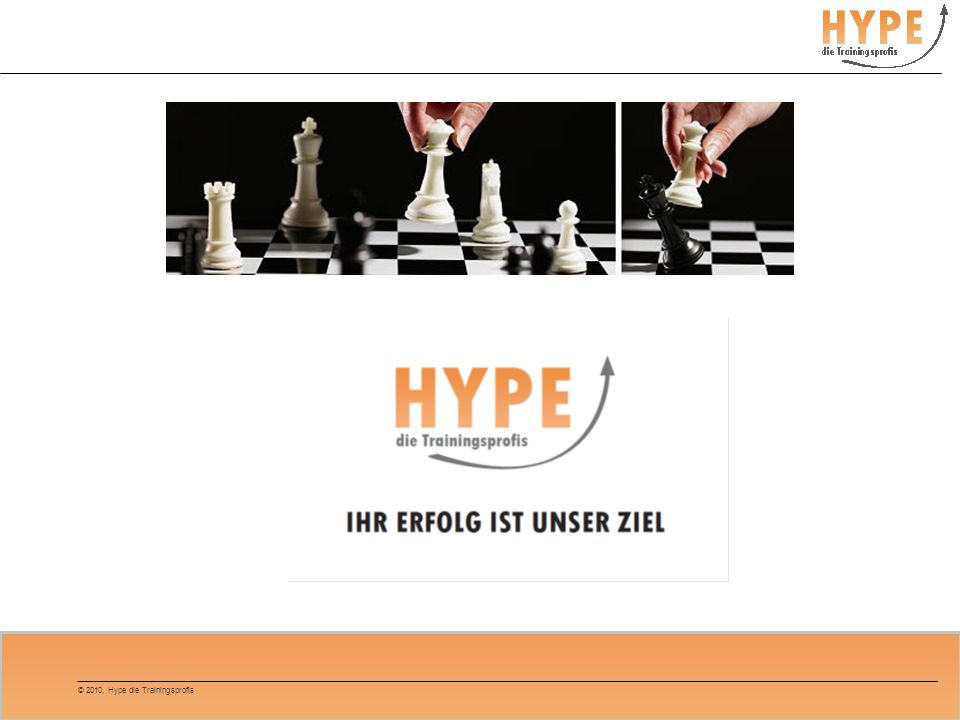 © 2010, Hype die Trainingsprofis