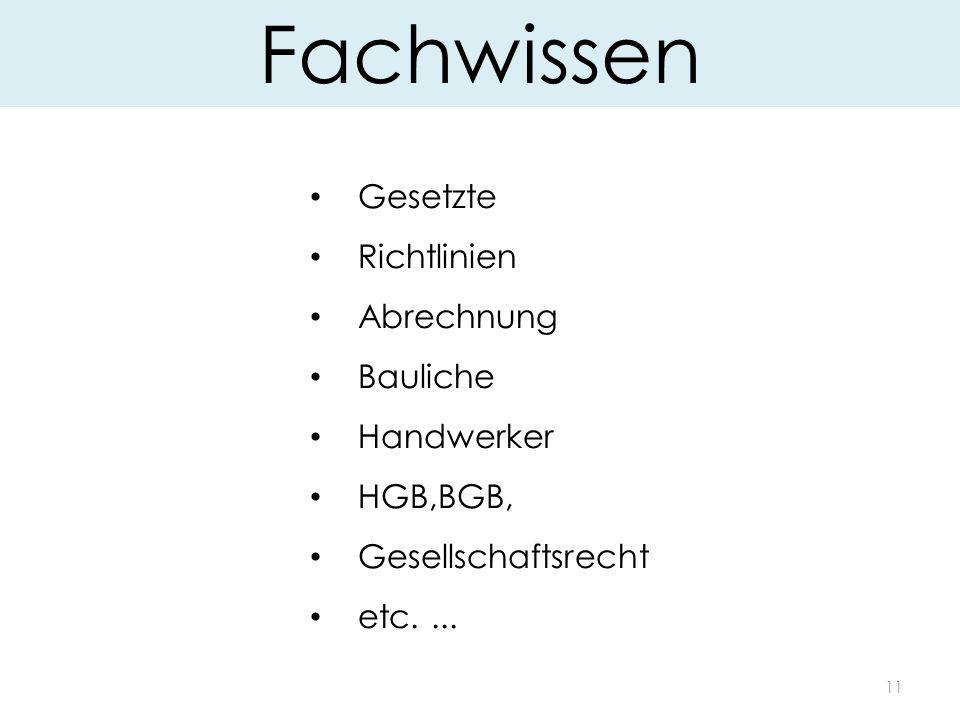 11 Fachwissen Gesetzte Richtlinien Abrechnung Bauliche Handwerker HGB,BGB, Gesellschaftsrecht etc....