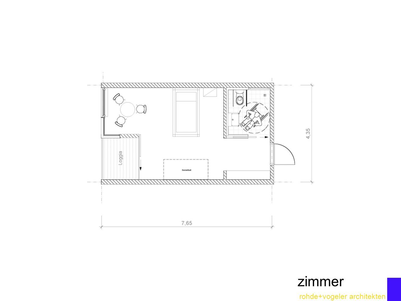 rohde+vogeler architekten zimmer