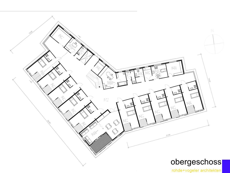 rohde+vogeler architekten obergeschoss