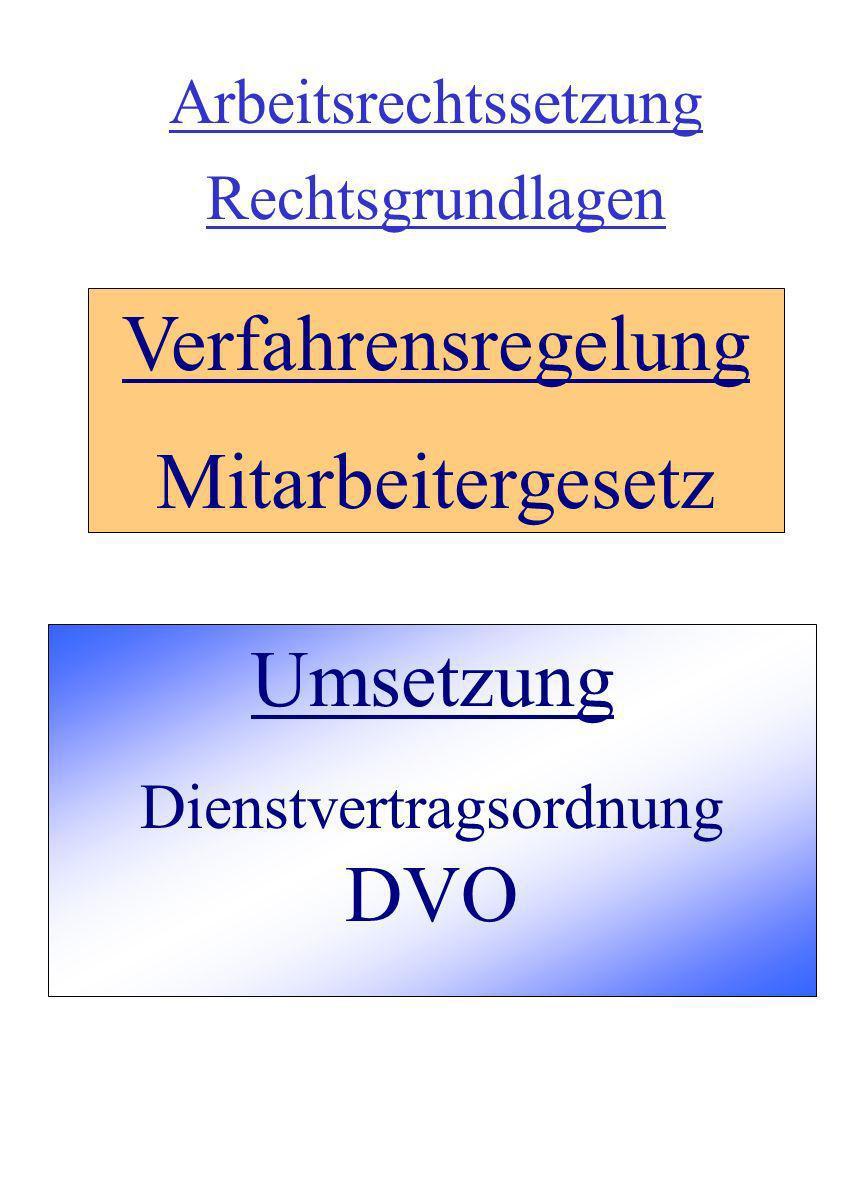 § 9 - Dienstvertragsordnung (1).......