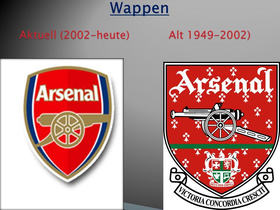 Wappen Aktuell (2002-heute) Alt 1949-2002)