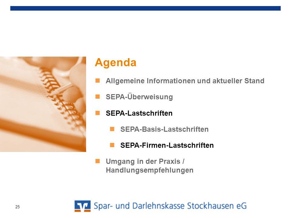SEPA-Firmen-Lastschrift (SDD B2B) Muster GmbH, Musterstr.