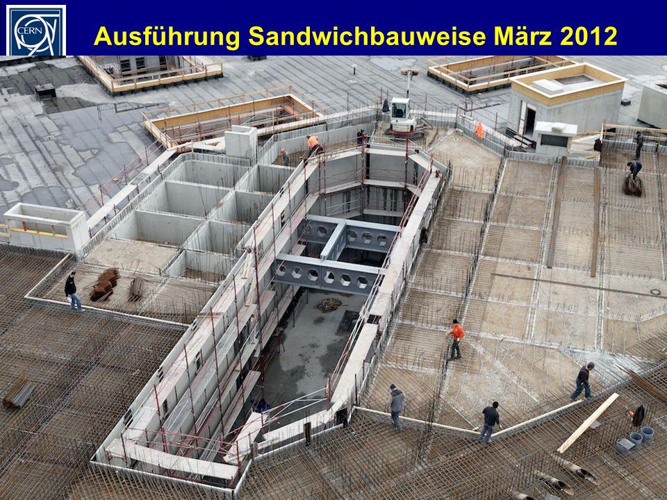 27 Ausführung Sandwichbauweise März 2012 M. BenediktLehrerprogramm, 26.11.2012