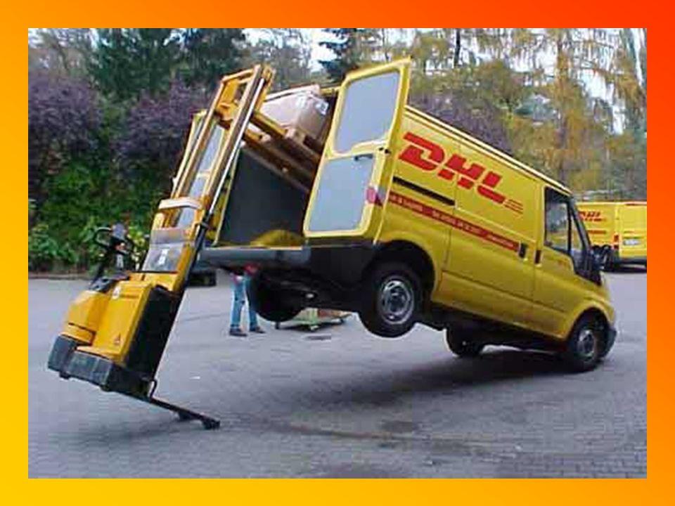 Noch immer Achtzehnter Tag Und an die neuen Liefermethoden der DHL muß ich mich auch gewöhnen.