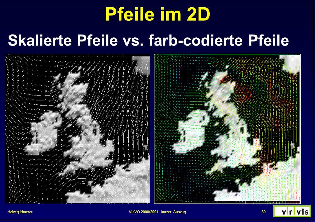 Helwig Hauser 60VisVO 2000/2001, kurzer Auszug Pfeile im 2D Skalierte Pfeile vs. farb-codierte Pfeile