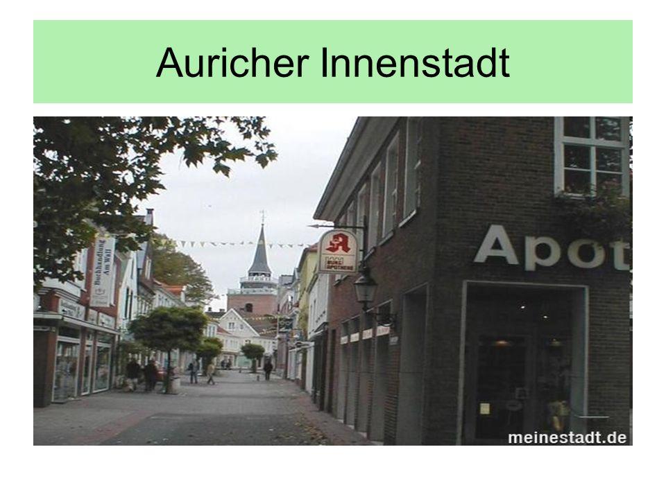 Auricher Innenstadt