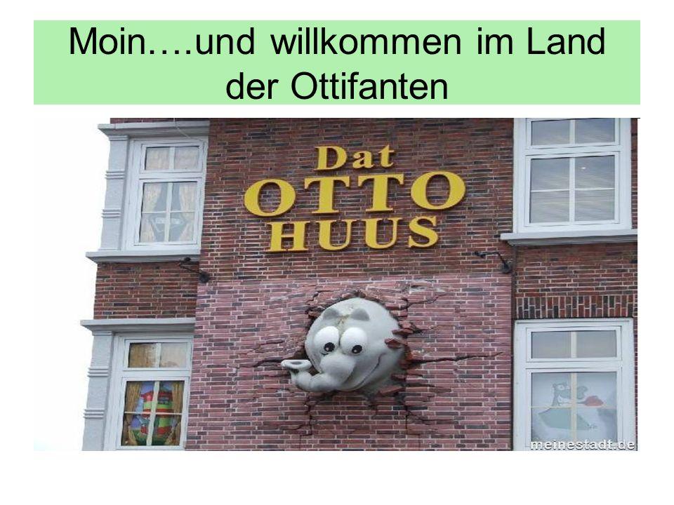 So….nun noch mal für SCHWABEN, Badener, Rheinländer Übersetzt bedeutet dieses folgendes: Wer nach Greetsiel kommt, sieht als erstes die zwei Windmühlen, die ihre Flügel bei gutem (leichtem) Wind immer noch drehen.