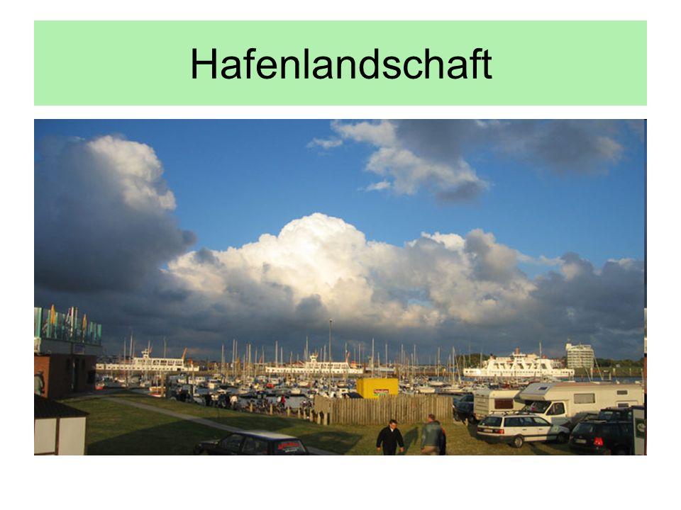 Hafenlandschaft