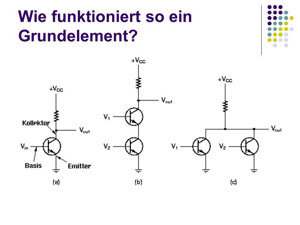 Wie funktioniert so ein Grundelement?