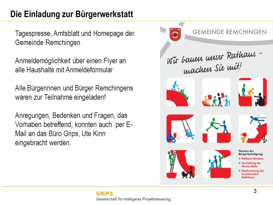 Tagespresse, Amtsblatt und Homepage der Gemeinde Remchingen Anmeldemöglichkeit über einen Flyer an alle Haushalte mit Anmeldeformular Alle Bürgerinnen