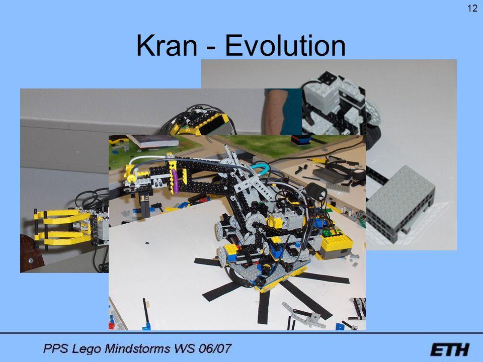 12 Kran - Evolution