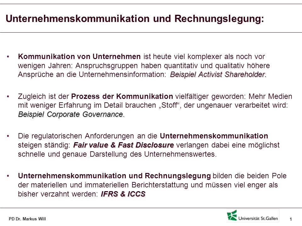 PD Dr.Markus Will 2 Quelle: Ulrich, 1984, S.70 Kann der Chef das noch alles .