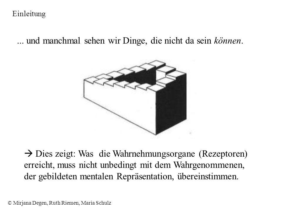 © Mirjana Degen, Ruth Riemen, Maria Schulz...